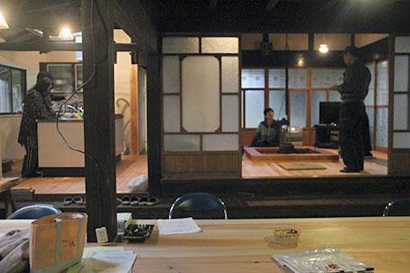 丹波新聞 | 移住体験施設が完成 神楽自治振興会が整備 青垣町・菅原集落