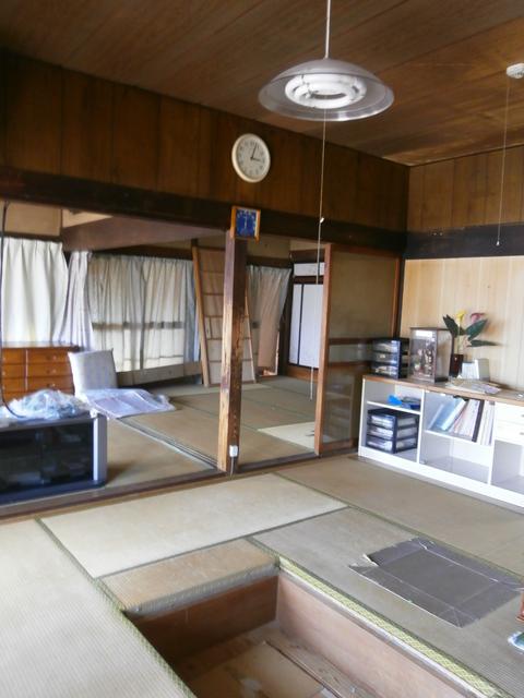岩手県一関市の店舗付住居・100万円